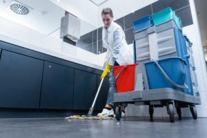 Why Outsource Security and Cleaning Services for Your Business?