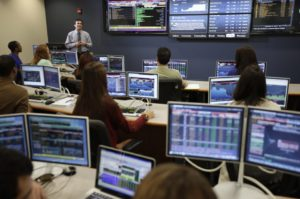 Carry trades and the higher and lower-yielding interest currencies