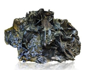 What happens to tungsten when it gets in the environment?